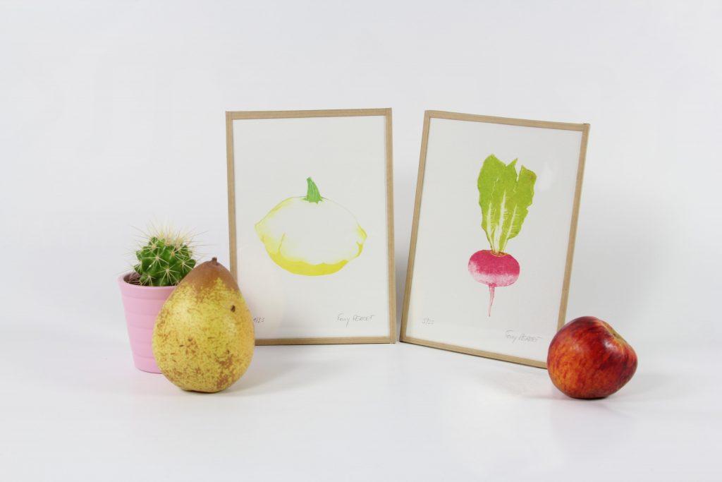 Fruits et légumes petits 4
