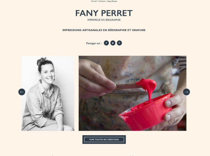 Fany Perret Boutique